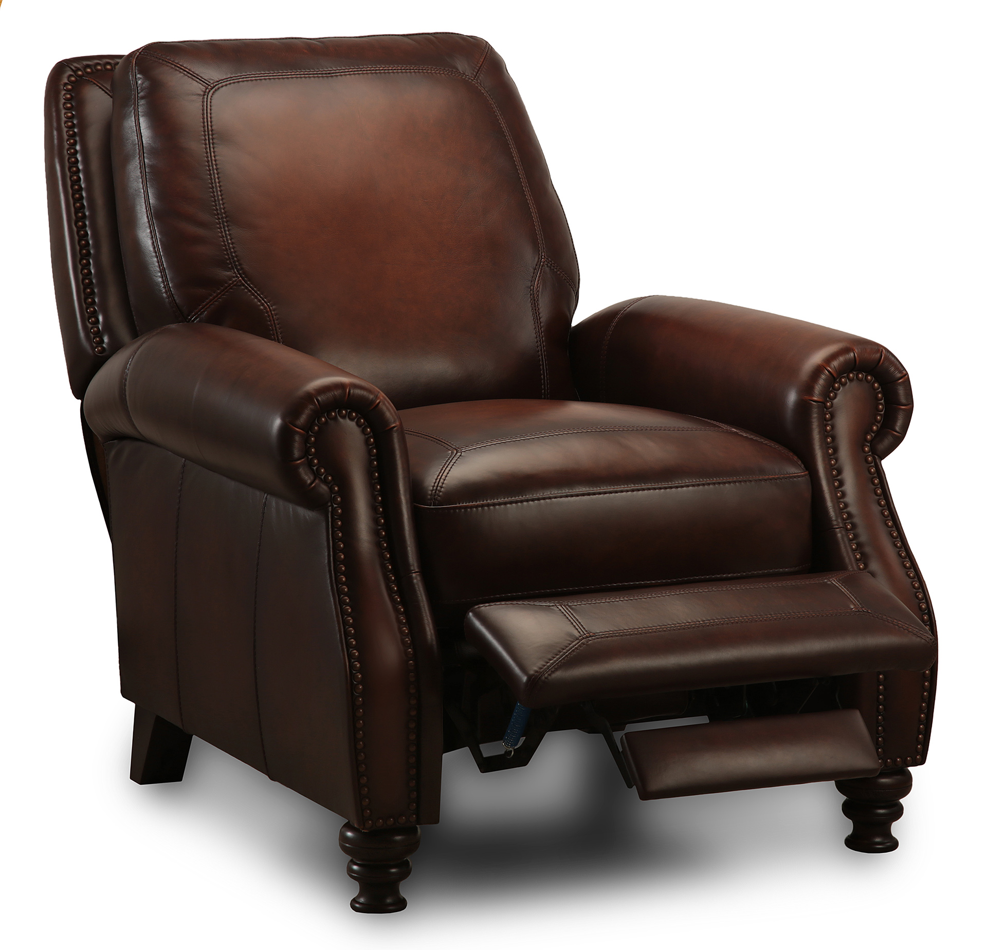 Ashland Press Back Recliner